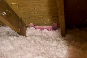 New Insulation installed in Middleburg attic