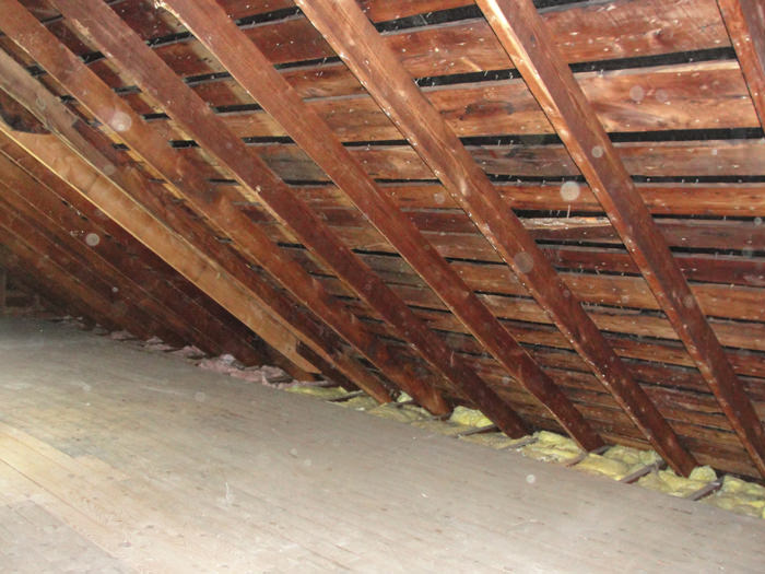 Install Insulation In Attic Rafters Mycoffeepot Org